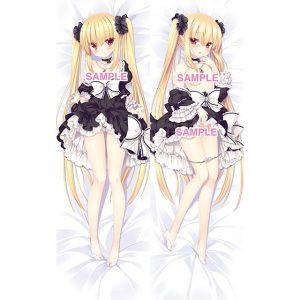 "Iris ""Intimate"" Pillow Cover (Double-sided)"